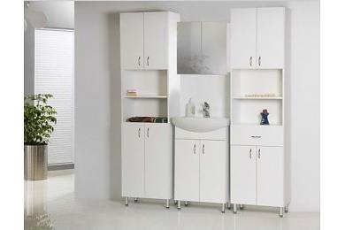 Fürdőszoba szekrény szett - 10 termék