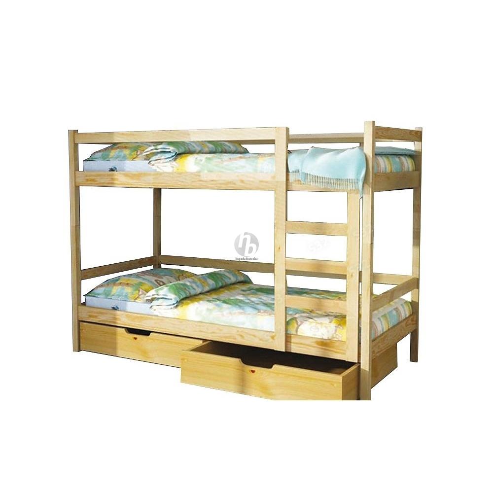 Tomek emeletes ágy - Ifjúsági ágykeretek kategória