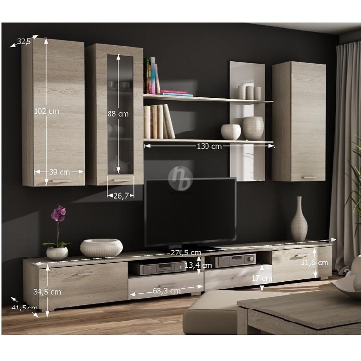 Condor New nappali sor - Modern szekrénysorok kategória