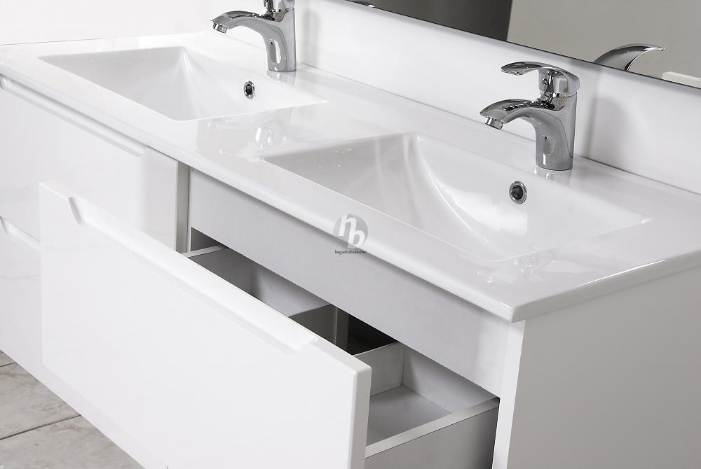 Elit 120 mosdós fürdőszoba szekrény - Mosdószekrények kategória