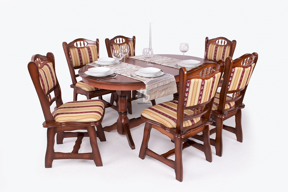 müncheni asztal székkel
